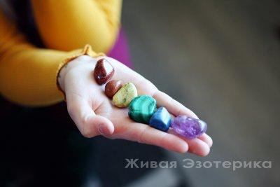 Драгоценные и полудрагоценные камни в эзотерике.