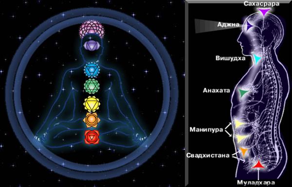 2 вторая чакра - Свадхистана (сексуальная чакра)